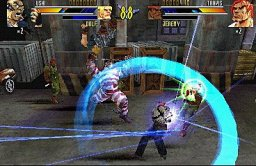 Gekido: Urban Fighters (PS1)   © Infogrames 2000    2/3
