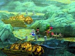 Grandia II (PS2)  © Ubisoft 2002   2/4