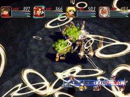 Grandia II (PS2)  © Ubisoft 2002   3/4