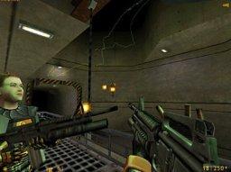 Half-Life (PS2)  © VU Games 2001   2/3
