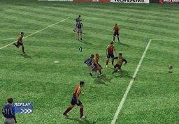 International Superstar Soccer 2  © Konami 2002  (GCN)   1/3