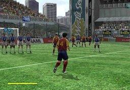 International Superstar Soccer 2  © Konami 2002  (GCN)   2/3