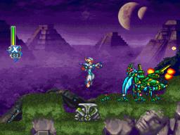 Mega Man X6  © Capcom 2001  (PS1)   2/4