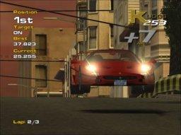 Project Gotham Racing (XBX)  © Microsoft 2001   2/3