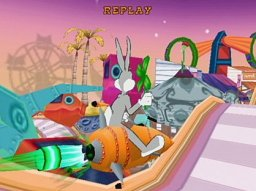 Looney Tunes: Space Race   © Infogrames 2000   (PS2)    3/3