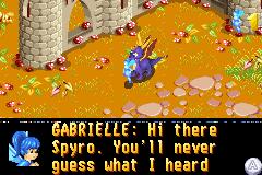 Spyro: Season Of Ice (GBA)  © Universal Interactive 2002   4/4