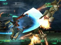 Zone Of The Enders (PS2)  © Konami 2001   3/3