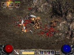 Diablo II: Lord Of Destruction (PC)  © Blizzard 2001   1/2