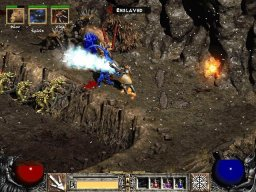 Diablo II: Lord Of Destruction (PC)  © Blizzard 2001   2/2