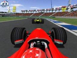 F1 Championship Season 2000  © EA 2000  (PS2)   1/3