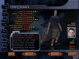 Tony Hawk's Pro Skater 2 (PS1)  © Activision 2000   1/5