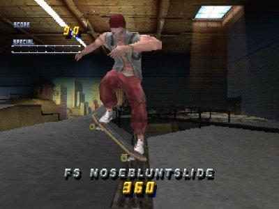 Tony Hawk's Pro Skater 2 (PS1)  © Activision 2000   5/5