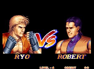 Art Of Fighting 2 (MVS)  © SNK 1994   6/6
