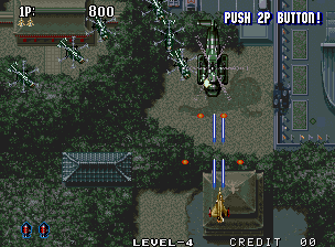 Aero Fighters  2 (MVS)   © SNK 1994    6/8