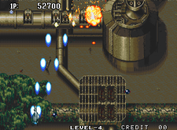 Aero Fighters  2 (MVS)   © SNK 1994    3/8