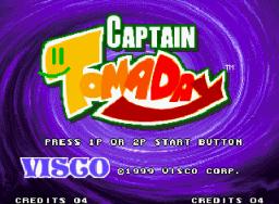 Captain Tomaday (MVS)  © SNK 1999   1/3
