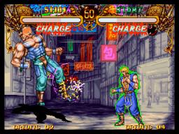 Double Dragon (1995) (MVS)  © SNK 1995   3/3