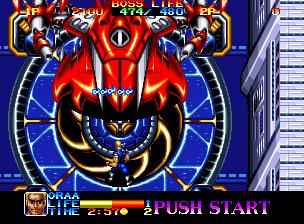 Ninja Commando (1992) (MVS)  © SNK 1992   4/4