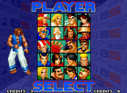 Real Bout Fatal Fury Special (MVS)   © SNK 1996    2/6