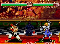 Samurai Shodown II (MVS)  © SNK 1994   3/3