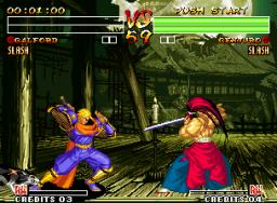 Samurai Shodown IV: Amakusa's Revenge (MVS)  © SNK 1996   3/7