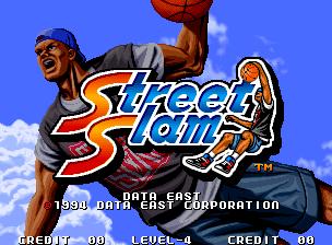 Street Hoop (MVS)  © SNK 1994   5/10