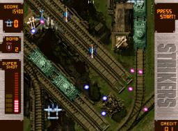 Strikers 1945 Plus (MVS)  © SNK 1999   3/3