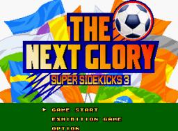 Super Sidekicks 3: The Next Glory (MVS)  © SNK 1995   1/3