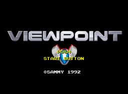 Viewpoint (MVS)   © Sammy 1991    1/3