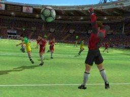 FIFA 2001  © EA 2000  (PS2)   1/3