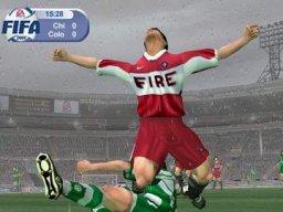 FIFA 2001  © EA 2000  (PS2)   3/3