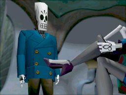 Grim Fandango (PC)  © LucasArts 1998   1/1