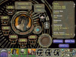 Planescape Torment (PC)   © Interplay 1999    3/7