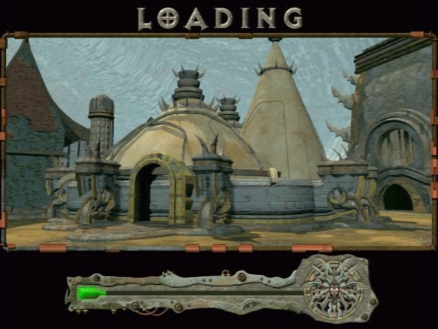 Planescape Torment (PC)   © Interplay 1999    5/7