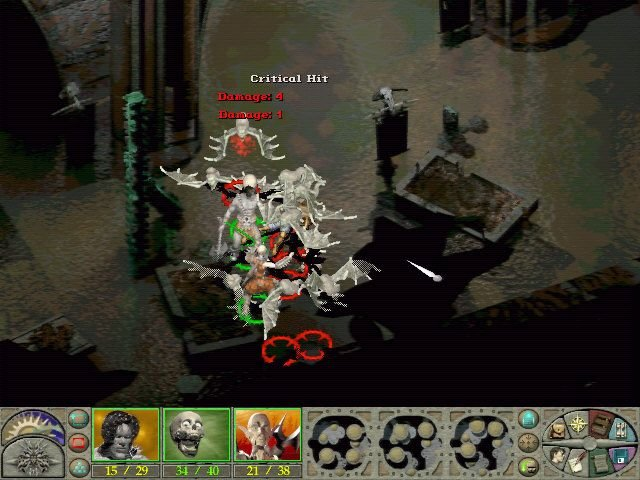 Planescape Torment (PC)   © Interplay 1999    6/7
