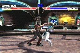 Mortal Kombat Gold (DC)  © Midway 1999   2/3