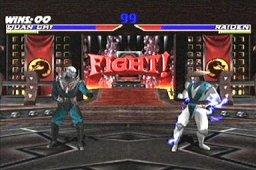 Mortal Kombat Gold (DC)  © Midway 1999   3/3