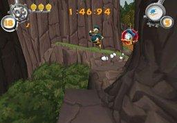 Donald Duck: Quack Attack  © Ubisoft 2000  (GCN)   1/4