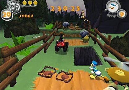 Donald Duck: Quack Attack  © Ubisoft 2000  (GCN)   4/4