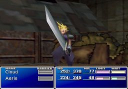 Final Fantasy VII (PC)   © Eidos 1998    1/3
