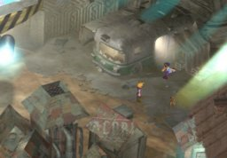 Final Fantasy VII (PC)   © Eidos 1998    2/3