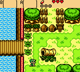 The Legend Of Zelda: Oracle Of Seasons (GBC)   © Nintendo 2001    2/3