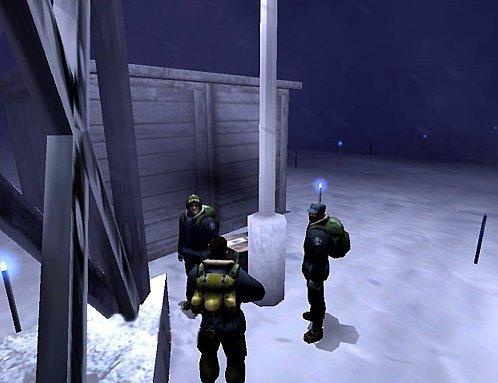 The Thing (XBX)  © VU Games 2002   4/5
