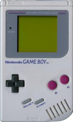 Game Boy (GB)   © Nintendo 1989    1/1