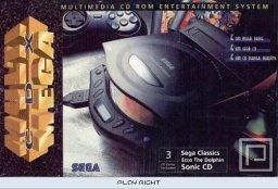 MultiMega (MCD)  © Sega 1994   1/2