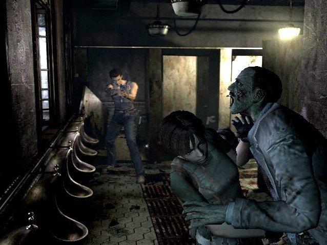 Resident Evil Zero (GCN)  © Capcom 2002   5/8