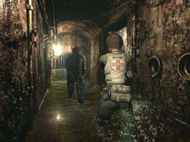 Resident Evil Zero (GCN)  © Capcom 2002   6/8