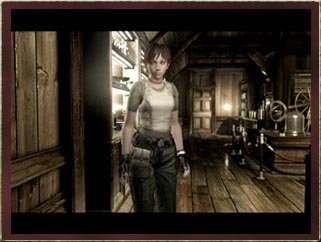 Resident Evil Zero (GCN)  © Capcom 2002   8/8
