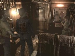Resident Evil Zero (GCN)  © Capcom 2002   1/8