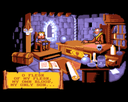 Gobliins 2: The Prince Buffoon (AMI)  © Coktel Vision 1993   1/3